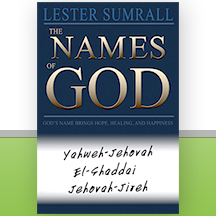 Lester SUMRALL The NAMES GOD book cover