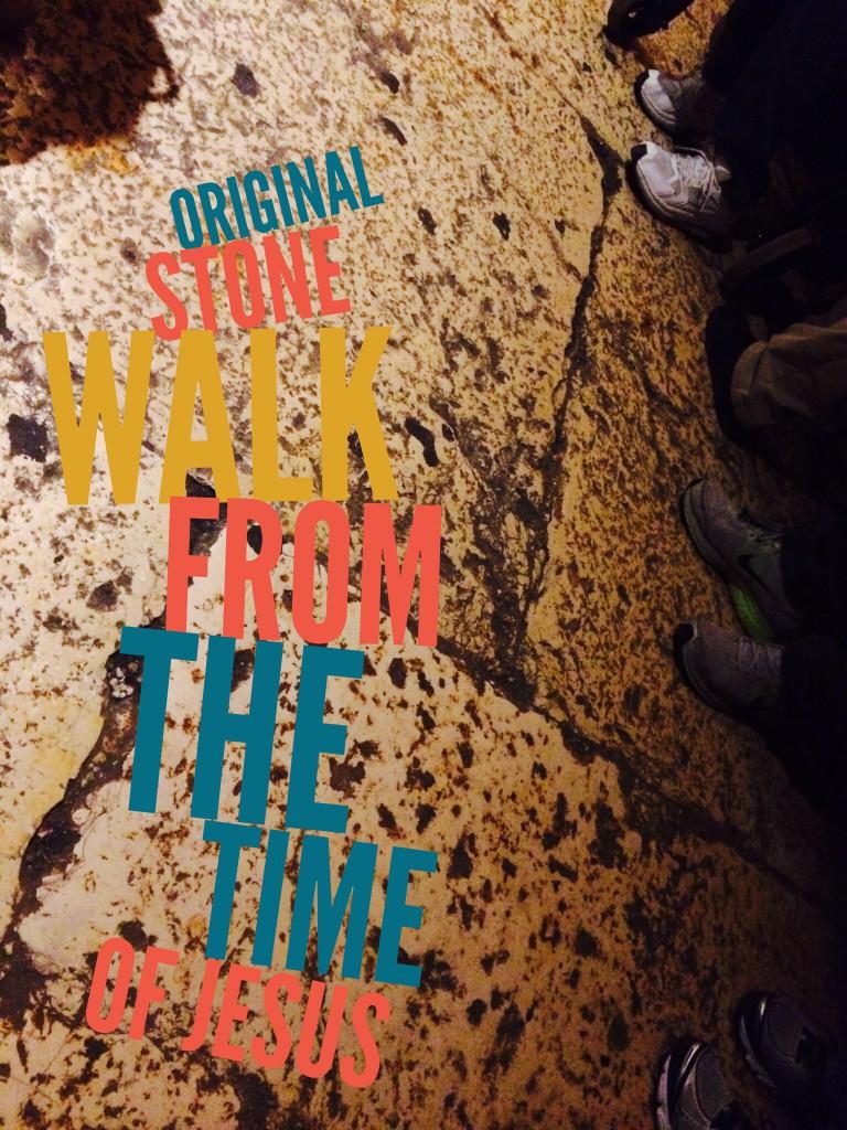 Original stone