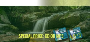 Words of Peace & Strength: Special Price: CD or MP3